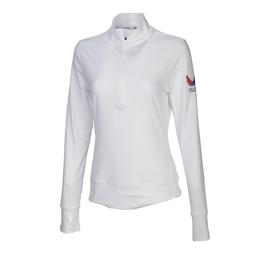 Brand New Women s PUMA Volition 1 4 Zip Popover Bright White S BUY IT NOW   19.99. Brand  PUMA Color  Bright White Size  S Gender  Women s . 1c244a1cf9